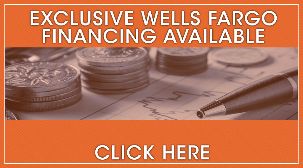 Wells Fargo Financing Available