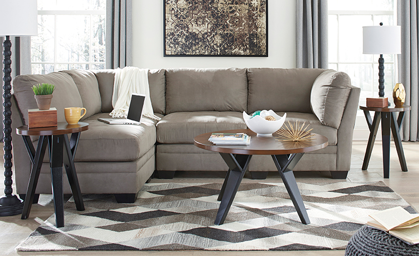 Luxurious Living Room Furniture Options At Our Lafayette In Store