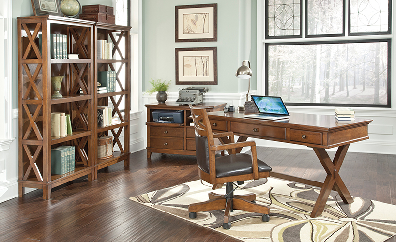 Practical Attractive Home Office Furniture Solutions Lafayette In